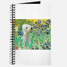 Irises /Bedlington T Journal