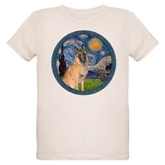 Starry/Belgian Malanois T-Shirt