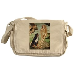 Venus and Bernese Messenger Bag