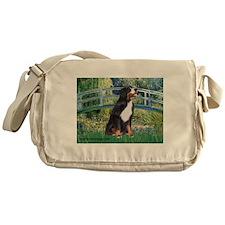 Bridge & Bernese Messenger Bag