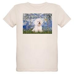 Lilies (6) & Bichon T-Shirt