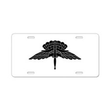 HALO Aluminum License Plate