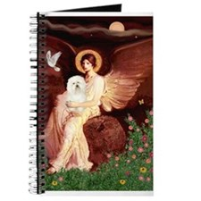 Seated Angel & Bolognese Journal
