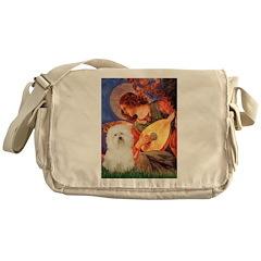 Mandolin Angel & Bolognese Messenger Bag