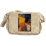 Cafe & Bolognese Messenger Bag