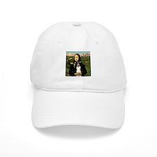 Mona & Border Collie Baseball Cap