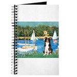 Sailboats & Border Collie Journal
