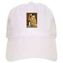 The Kiss & Border Collie Baseball Cap