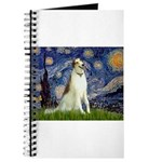 Starry Night & Borzoi Journal