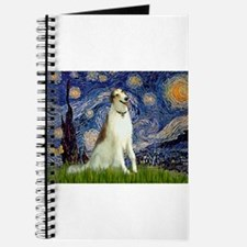 Starry Night & Borzoi Journal