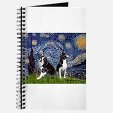 Starry Night & Bos Ter Journal