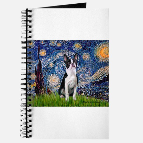 Starry Night Boston (#2) Journal