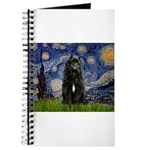 Starry Night Bouvier Journal