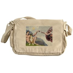 Creation of the Boxer Messenger Bag