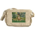 Bridge & Boxer Messenger Bag