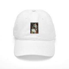 Ophelia & Brindle Boxer Baseball Cap
