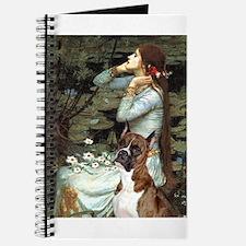 Ophelia & Brindle Boxer Journal