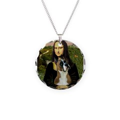 Mona & Boxer Necklace