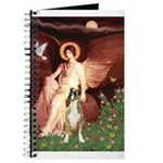 Seated Angel & Boxer Journal