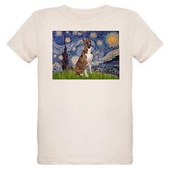 Starry / Boxer T-Shirt