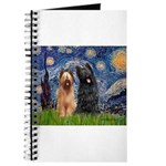 Starry - 2 Briards Journal