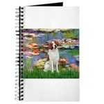 Lilies 2/Brittany Spaniel Journal