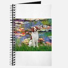Lilies 2/Brittany Spaniel Journal