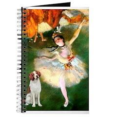 Dancer/Brittany Spaniel Journal