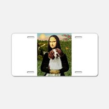 Mona / Brittany S Aluminum License Plate