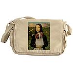 Mona / Brittany S Messenger Bag