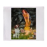 Fairies / Brittany S Throw Blanket