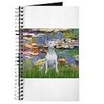 Lilies2-Bull Terrier (P) Journal