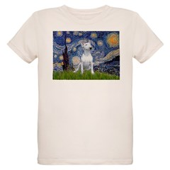 Starry/Bull Terrier (#4) T-Shirt
