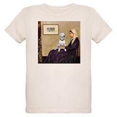 Mom's Bull Terrier (#1) T-Shirt