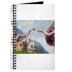 Creation/Cairn trio Journal