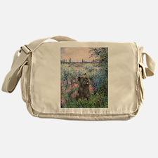Seine/Cairn (brin) Messenger Bag