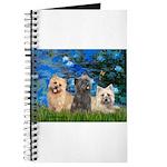 Lilies3/3 Cairn Terriers Journal