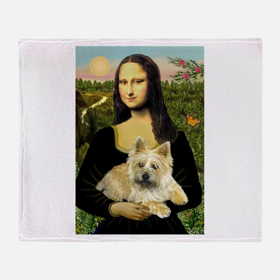 Mona / Cairn T (brin) Throw Blanket