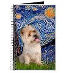 Starry Night / Cairn Terrier Journal