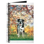 Spring / Catahoula Leopard Dog Journal