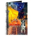 Cafe / Catahoula Leopard Dog Journal