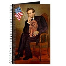 Lincoln's Ruby Cavalier Journal