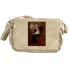 Lincoln's Cavalier Messenger Bag