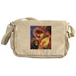 Angel (3) & Cavalier (BT) Messenger Bag