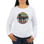 Lady & Cavalier (BT) Organic Toddler T-Shirt (dark