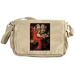 The Lady's Cavalier Messenger Bag