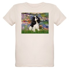 Lilies and Tri Cavalier T-Shirt