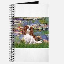 Lilies2 & Cavalier Journal