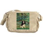 Bridge / Tri Cavalier Messenger Bag