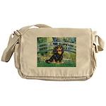 Bridge & Cavalier (BT) Messenger Bag